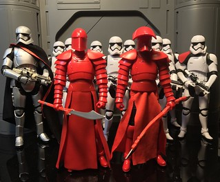 First Order Elite Patron Guard.