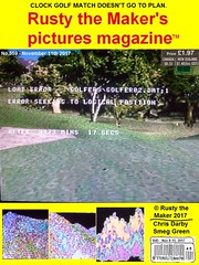 Rusty the Maker magazine 559 (Rusty the Maker) Tags: rusty maker magazine 559 november 11 2017 load error
