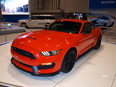 161124_021_OAS_ShelbyMustang (AgentADQ) Tags: 2017 ford auto automobile orlando international show orange county convention center car shelby mustang gt cobra