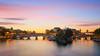 Wake up ;-) (photo.amateur78) Tags: iledelacitée pontdesarts paris sunrise leverdesoleil pink