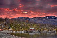 Nuolja (johan.bergenstrahle) Tags: nuolja 2017 oktober october höst autumn sweden sverige abisko hdr