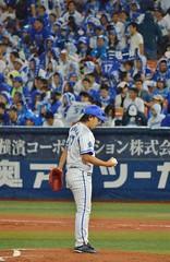 DSC_0485 (Kao.O) Tags: 横浜denaベイスターズ baystars プロ野球 横浜スタジアム ハマスタ 三嶋一輝