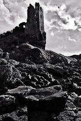 Dunure Castle (ian.robertson.63) Tags: caltle rock dunure castle