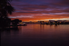 The dawning of a brand new day (mimsjodi) Tags: sunrise water indianriverlagoon titusvillefl