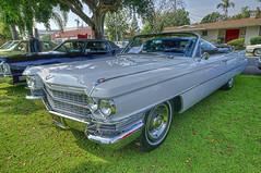 1963 Cadillac Convertible (dmentd) Tags: 1963 cadillac convertible