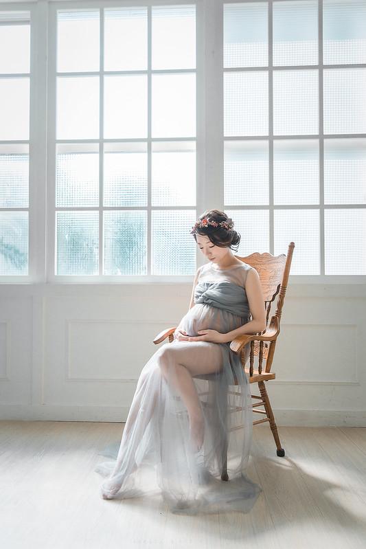 [孕婦攝影] RITA 孕婦寫真 @ 法鬥攝影棚 | 婚攝楊康