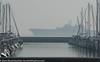 Fleet Week 10-2017 (daver6sf@yahoo.com) Tags: p40 portofsanfrancisco baybridge smoke sbh ussessex sanfranciscobay southbeachharbor