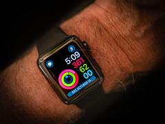 "Raise the (Exercise) Bar (Jack Blackstone) Tags: lifestyle exercise ""applewatch"" apple leicaq flickr raisethebar flickrfriday"
