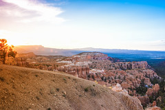 Sunrise at Bryce Canyon as Viewed From Sunrise Point at Bryce Canyon National Park,in  Utah, United States of America (DmitryMorgan) Tags: landscape panorama usa utah america american brown bryce brycecanyon brycecanyonnationalpark canyon cliff colorful columns day dusk famous formation grand hoodoo landmark monument morning mountain national natural nature orange peaceful pinnacle point red rock sandstone scenic serenity shapes southwest spires sunrise tourism unique us valley vibrant viewpoint