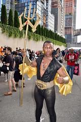 DSC_0619 (Randsom) Tags: newyorkcomiccon 2017 october7 nycc comic convention costume nyc javitscenter marvel superhero marveluniverse avengers namor submariner africanamerican black cosplay