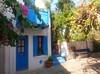 Colorful little square (Annki12) Tags: nisyros dodecanese greece square mandraki