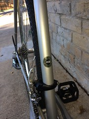 (Mr Tane) Tags: 4130 4130bicycleframe shimanofd5800