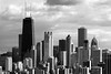 Hancock and Friends (Andy Marfia) Tags: chicago skyline johnhancockcenter aoncenter buildings architecture ohc2017 openhousechicago blackwhite bw clouds sky d7100 70300mm 1500sec f8 iso100