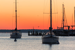 IMG_5327 (Fozzybeers) Tags: annapolis annapolismd maryland sailing sail water boats chesapeake sunrise