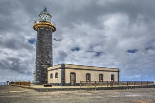 Los guardianes del mar II - Faro de La Punta de Jandía