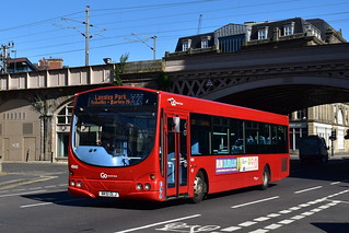 4945 NK51OLJ Newcastle X25