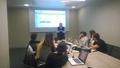 MarkeFront - Kadir Has Üniversitesi Yeni Medya Bölümü | WordPress Atölyesi - 17.10.2017 (2)