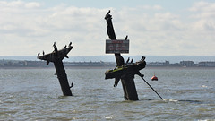 The Wreck of the Richard Montgomery Explored) (tsbl2000) Tags: xpilot richardmontgomery ww2 kent sheerness nikond810 nikon70200mmf28ii