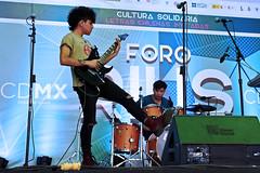 MX AM LOS HIJOS DEL AHUIZOTE (Secretaría de Cultura CDMX) Tags: concierto musica banda fil zocalo 2017 rius méxico cdmx