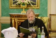 06. Заседание Священного Синода РПЦ от 6 октября 2017 г