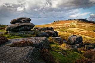 Higger Tor View