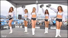 2017 Oakland Raiderettes @ Raiderville (billypoonphotos) Tags: 2017 oakland raiders raiderettes raiderette raider nation raidernation nfl football fabulous females cheerleaders cheerleading dance dancer dancers nikon nikkor d5500 mm lens billypoon billypoonphotos silver black photo picture photographer photography pretty girls ladies women squad team people coliseum sport raiderville 18140 18140mm chiefs kansas city illora noelle catherine stephanie charlotte