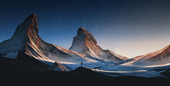 Legends Never Die (Wladimir_J) Tags: space galaxy landscape landscapes land sky stars natural epic dream photooftheday longexposure