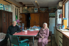 Sunshine West (Westographer) Tags: sunshinewest melbourne australia westernsuburbs suburbia portrait livingspace kitchen laminextable oldschool couple