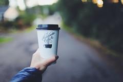 coffee in manzanita (meeganz) Tags: morning coast manzanita coffee oregon