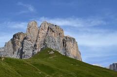 Astonishing Dolomites: Sella Group  (3151 m. asl), Explored, best # 42 on Oct. 25, 2017 (presbi) Tags: dolomiti dolomites landscape panorama mountalnscape italy italia gruppodelsella sellagruppe mëisules mountain