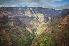 waimea canyon (Douglas Garner) Tags: 2015 hawaii kapalua kauai maui waimea canyon