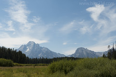 """Mt. Moran near Third Creek • <a style=""""font-size:0.8em;"""" href=""""http://www.flickr.com/photos/63501323@N07/37934116066/"""" target=""""_blank"""">View on Flickr</a>"""