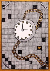 The Pocketwatch by #JS2015 (Angel & Jacob) Tags: newhorizon pocket watch pocketwatch art time timing tempo zentangle gold silver illustration chain clockwork love orologiodataschino orologioasaponetta conceptphotos conceptualimage clock drawing drawings drawingart drawer blackwhite paintmarker blackandwhite biancoenero bianconero arte ink