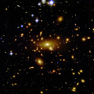 Galaxy Cluster Abell 665, variant