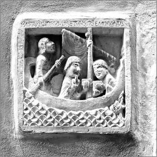 Wall Adornment, Tellaro, Italy