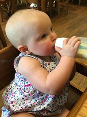"""Dani Drinks Her Bottle in Kansas City • <a style=""""font-size:0.8em;"""" href=""""http://www.flickr.com/photos/109120354@N07/37988595626/"""" target=""""_blank"""">View on Flickr</a>"""