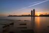 Sunset Bcn (bienve958) Tags: hdr litoralbcn puestasol largaexposicion barcelona catalunya españa es sunset haida filter nd1000 landscape cityscape seascape paisaje colors polarizador hoya densidadneutra saariysqualitypictures