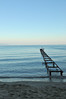 Paraggi (ImaginOrlo) Tags: paraggi santamargheritaligure liguria italia mare sea beach spiaggia pontile blu colore tramonto