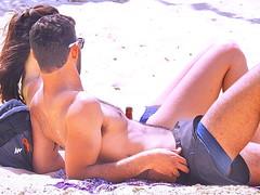 On The Beach (Alan46) Tags: hunk stud handsome sexy musclar muscles sleep sleeping sleeper shirtless barechested treasuretrail hunky beefy beefcake buffed brawny ballsy bitchin built beach sea sun sand man guy guapo macho telaviv israel
