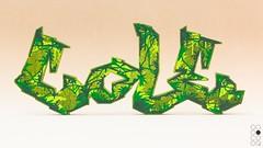 Hello, my name is [jungle boogie edit] (Cole Blaq) Tags: abc art blaq brick brickart coleblaq graffiti lego legoart letters marker paint plasticcole plasticgraffiti streetart style stylewriting tagging typo writing