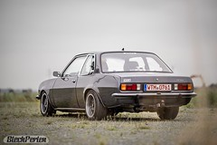 Opel Ascona B (sag-cheese.de) Tags: opel vauxhall ascona asconab oldtimer youngtimer lowered ostfriesland germany tuning car
