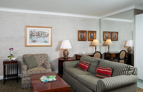 Living Rooms, West Wind Inn