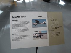 "Auster AOP Mark 6 6 • <a style=""font-size:0.8em;"" href=""http://www.flickr.com/photos/81723459@N04/38158653231/"" target=""_blank"">View on Flickr</a>"