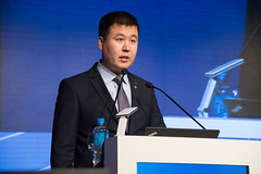 WTDC-17 Plenary - High Level Segment (ITU Pictures) Tags: wtdc17 plenary high level segment mr mederbek kurmanbekov deputy chairman state committee information technologies communications kyrgyzstan