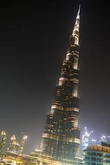 Burj Khalifa (jonathan.scaife81) Tags: burj khalifa tower skyscraper dubai united arab emirates night samsung nx300 pointy long exposure lights tourist attraction tallest building world