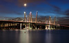 Mario M. Cuomo Bridge (Jemlnlx) Tags: canon eos 5d mark iv 4 5div 5d4 ef 2470mm f28 usm new tappan zee tappanzee bridge mario m cuomo twin south nyack york rockland county ny nys graduated neutral density filter tiffen 06 2stop pierson park hudson river night evening dark lit lights gitzo 1541t tripod carbon fiber