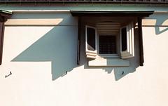 Window (odeleapple) Tags: nikon f100 af nikkor 50mm kodaksupergold400 film window