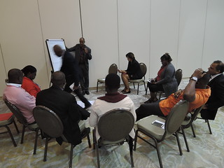Consultation to formulate a Regional Advocacy Strategy and Five-Year Implementation Plan Day 2