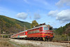 Autumn Sun (Krali Mirko) Tags: bdz train electric locomotive skoda 68e3 45113 thompson bulgaria railway бдж влак локомотив томсън българия жп железница