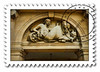 Lady Luck (Steve Taylor (Photography)) Tags: fruit basket urn greek art digital architecture brown white stone woman lady uk gb england greatbritain unitedkingdom london elthampalace frame franked